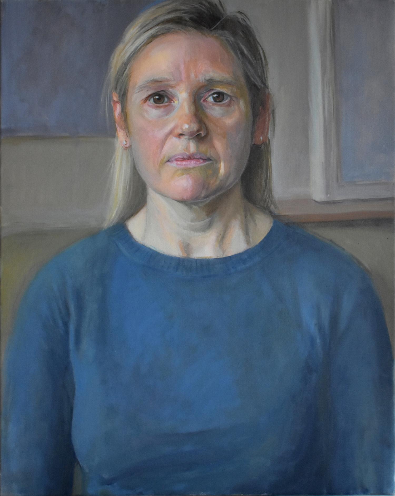 Portrait of Donna by Hero Johnson